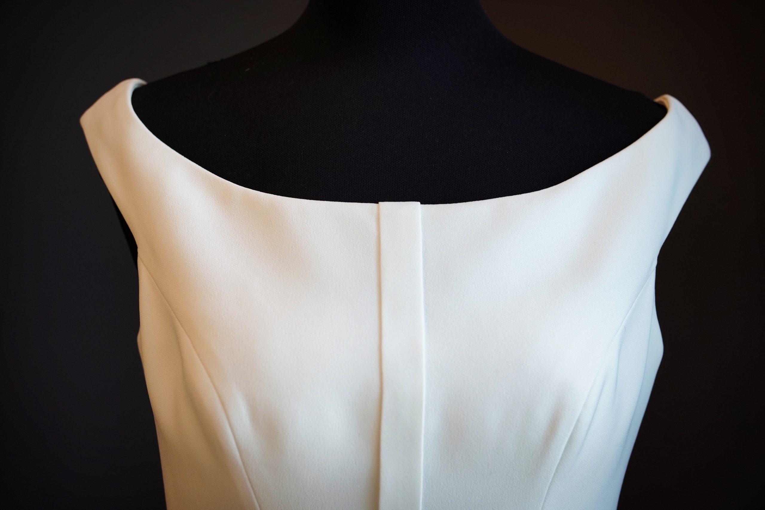 klassisches Brautkleid fürs Standesamt - große Auswahl - Bridal Studio hugs & kisses - Brautkleider-muenchen