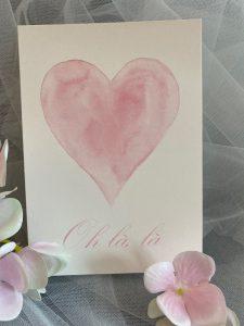 Bridal Studio hugs & kisses Geschenkartikel