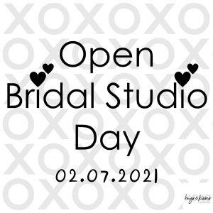 Open Bridal Studio Day